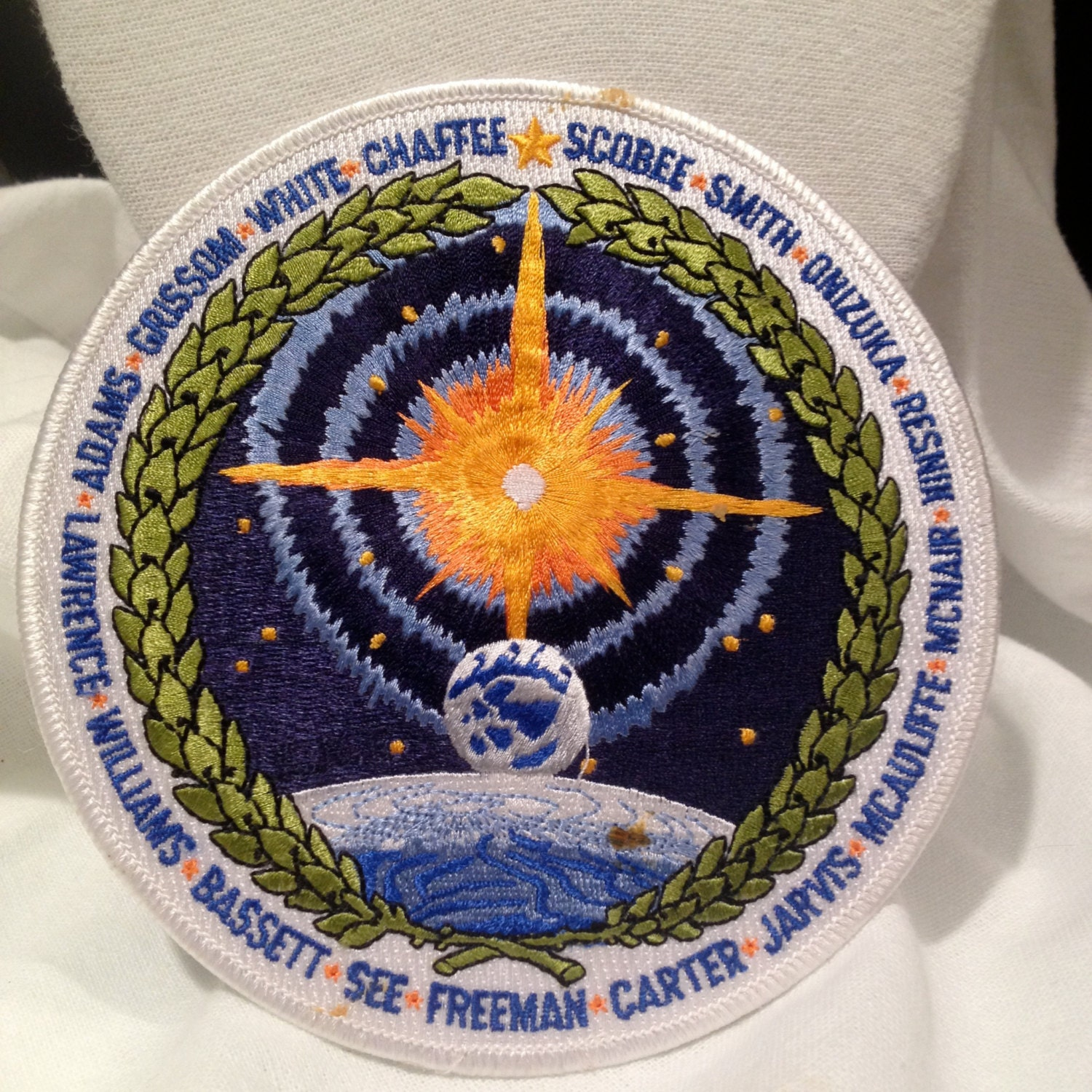 astronaut apollo patches - photo #9