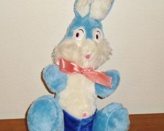 Vintage 70's/ 80's stuffed Easter Bunny