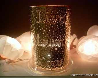 Punched tin etsy - Home interiors and gifts candles ...