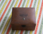 Collectable Mauchline  Box
