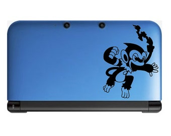 Pokemon Decal Monferno- Anime Decal for Nintendo 3ds, Macbooks, Laptop, iPhone, XBox, Playstation, Cars, Windows, Wall