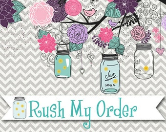 Rush My Order includes Prioity Shipping!!