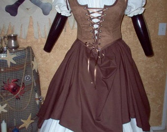 Pirate Renaisssance Costume Plus Sizes And Other Colors Available