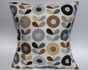 popular items for brown beige gray on etsy. Black Bedroom Furniture Sets. Home Design Ideas