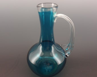 Blown Glass Wine Decanter