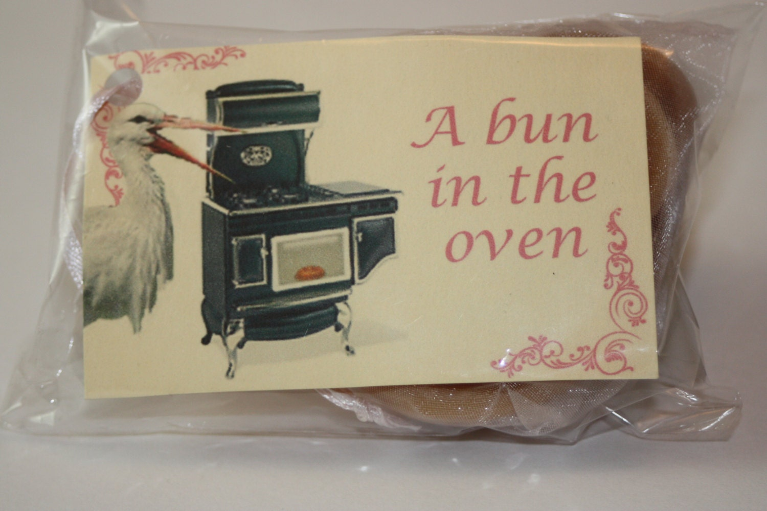 Baby Shower Favors A Bun In The Oven By Countryrichcreations