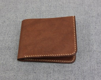 Hand Stitching Leather Wallet