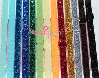 Interghangeable Glitter Headbands