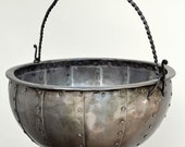 "Hand-Made ""Oseberg"" Cauldron Replica"