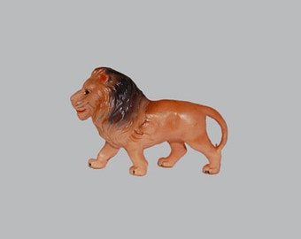 Vintage Celluloid Toy Lion - Nippon