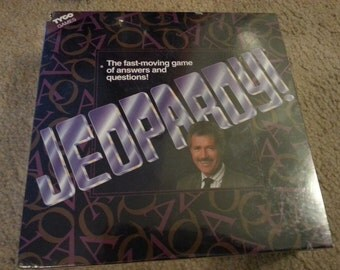 1992 Jeopardy Game - New in box
