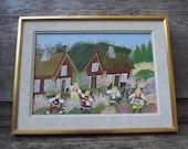Swedish Folk Painting