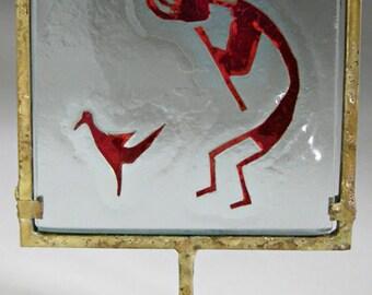 Kokopelli Table Sculpture