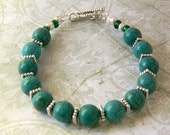 Green Agate Bracelet - OrinStyles