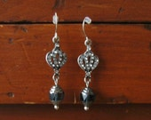 Vintage Bits earrings