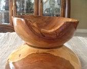 Wood yarn bowl,yarn bowl, wood bowl, bowl