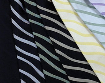 mens striped color windsor tie custom made many colors