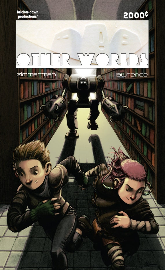 Other Worlds Trade Paperback