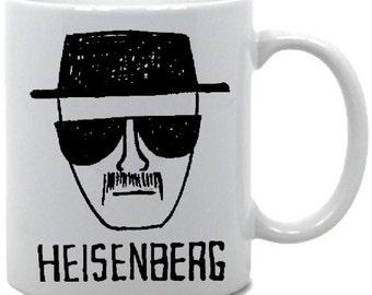 Heisenberg Handmade Coffee Mug