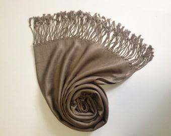 MOCHA PASHMINA, mocho shawl, pashmina shawl, pashmina scarf, scarf, shawl, scarves