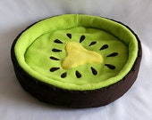 """cosy cuddle bed """"kiwifruit"""" for guinea pigs"""