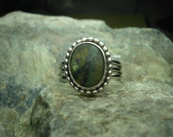 Serpentine ring.