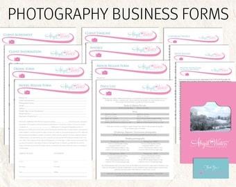 Photography custom paper work