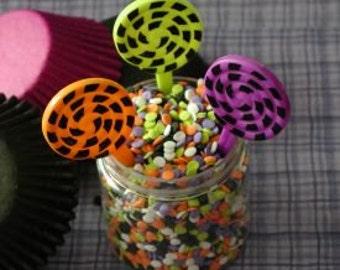 Halloween Lollipop Pics