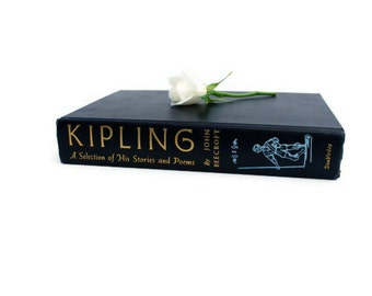 Kipling A Collection of Stories and Poems volume 1, 1956, vintage book