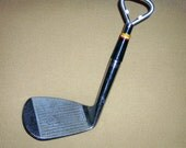 Golf iron bottle opener - GolfGadgets