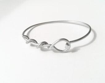 Bicycle Spoke Bracelet - Custom Size