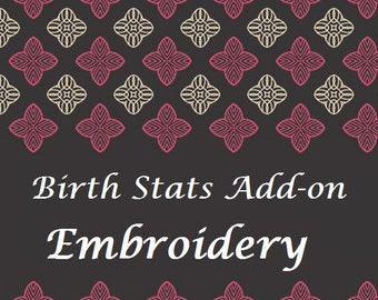 Birth Stats Add-On