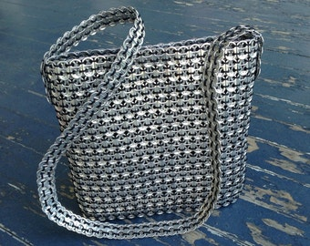 Recycled Soda Tab Purse