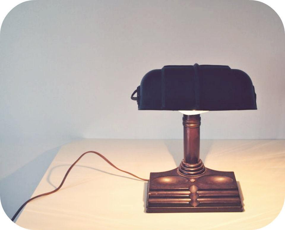 Antique Bakelite Art Deco Desk Lamp Art Deco Lamp Lighting
