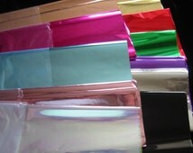"Mylar Sheets 18"" x 30"" per Sheet Many Colours"