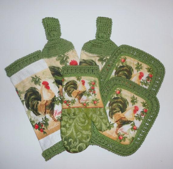 Image Result For Rooster Kitchen Towels