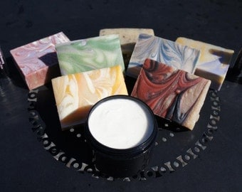 Handmade Soap Of the Month Club - 3 Month Subscription