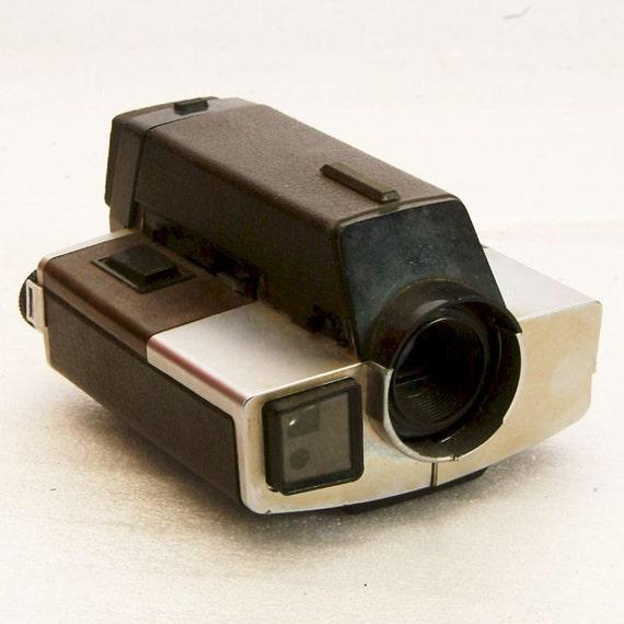 vintage movie camera kodak xl33 super 8 camera and lens for. Black Bedroom Furniture Sets. Home Design Ideas