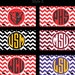 Custom personalized and monogrammed license plates