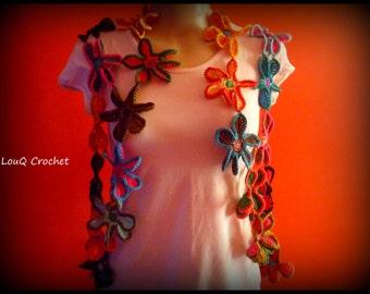 Flower power vest