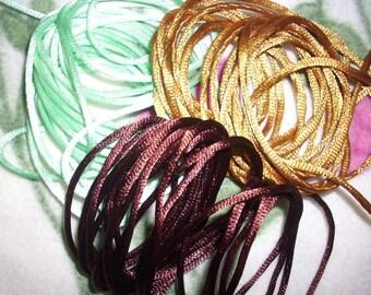 3 x 3m Satin cord (216)