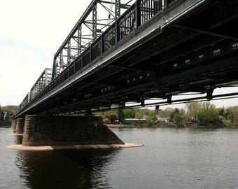 Under the Bridge - Lambertville, NJ