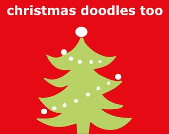 Christmas Doodles Too Font