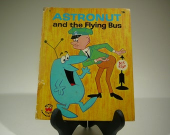 Astronut and the Flying Bus, 1965 Terrytoon, Wonder Books
