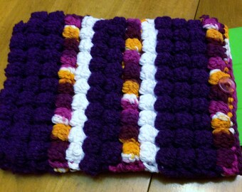 Crochet Tablet carrier