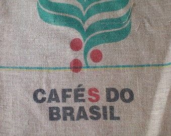 Coffee Burlap Sack - Brasil Coffee