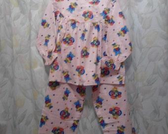 Size 2 Girls Pajama