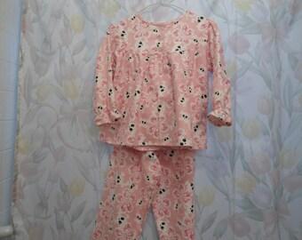 Size 7 Girls Pajamas