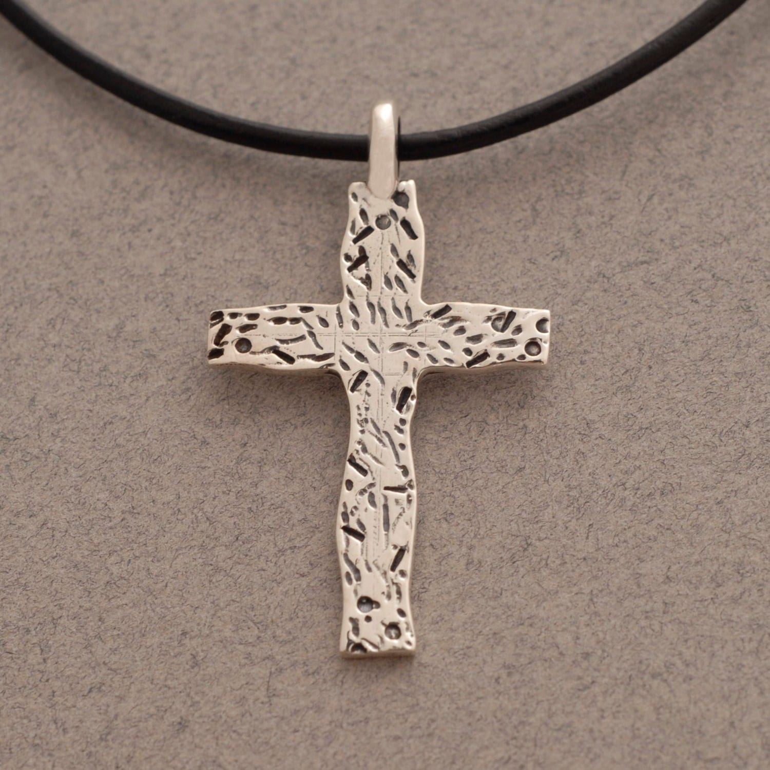 s cross necklace sterling silver cross for or
