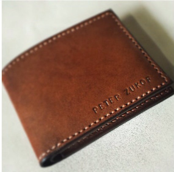 personalizedleather wallets for men